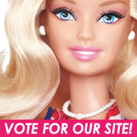 Fashion Doll Top 100 websites